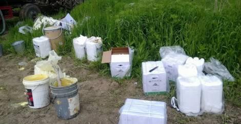 Неизвестными препаратами китайцы обработали соевые поля в Хабаровском крае