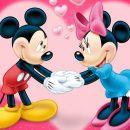 Популярные игрушки Минни и Микки Маус