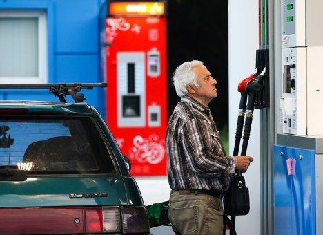 Бензин в Приморье не дорожает