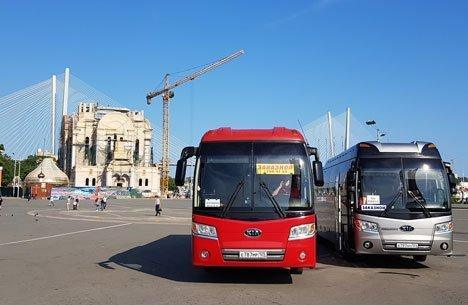 Перевозчики Владивостока назвали свою цену
