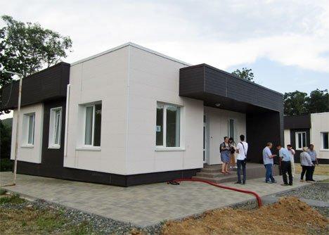 В Приморье строительство поселка ЖСК
