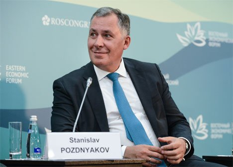 Главы олимпийских комитетов России, Японии и Республики Корея примут участие в ВЭФ-2019