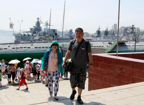 Иностранцам могут разрешит гулять по Владивостоку 16 дней