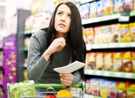 Средний чек в магазинах обвалился до минимума