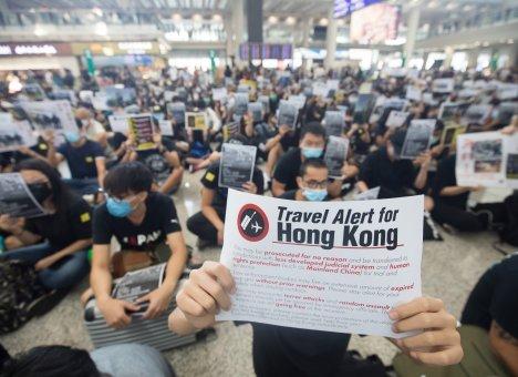 Авиакомпания S7 бросила владивостокцев в Гонконге на произвол судьбы