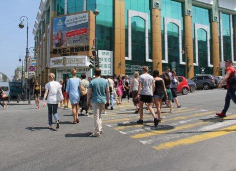 Дальневосточники не чувствуют себя в безопасности на улицах города
