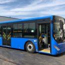 Два автобуса китайского производства вышли на маршруты Владивостока