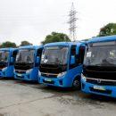 Новые автобусы выйдут на улицы Владивостока