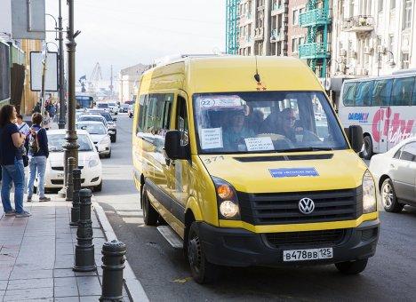 Во Владивостоке автобусы активно оснащают терминалами и валидаторами