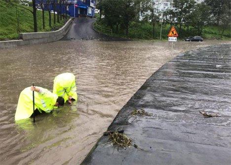 Дожди во Владивостоке прекратятся только к 31 августа