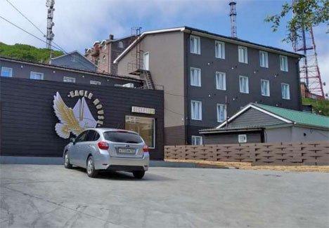 В самом центре Владивостока неожиданно обнаружены незаконные многоэтажные здания