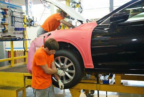 Экономика начинается с машиностроения