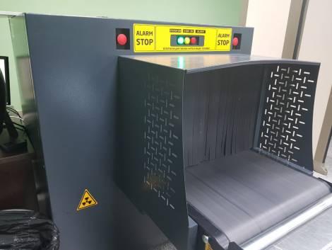 В аэропорту Благовещенска установлено новое досмотровое оборудование