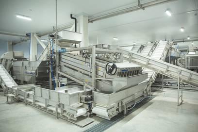 На Камчатке готовится к запуску новый рыбоперерабатывающий завод