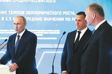 Аэропорт Хабаровск празднует новоселье