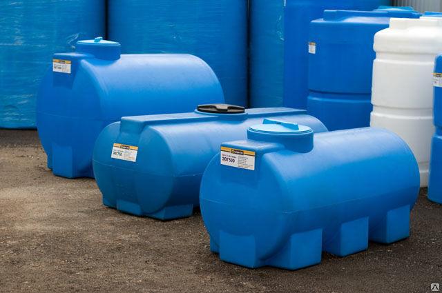 Емкости для воды и климатическая техника