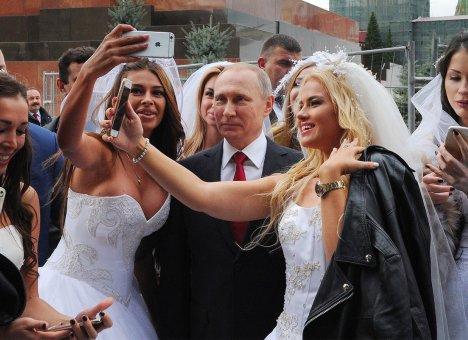 Путин назвал нормальное число детей в семье