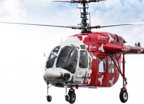 На Восточном экономическом форуме показывают новейшие вертолеты