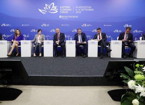 Национальное конгресс-бюро (НКБ) при поддержке Фонда Росконгресс приняло участие в V ВЭФ во Владивостоке