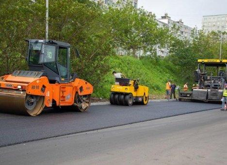 Ремонт дорог во Владивостоке пойдет ускоренными темпами