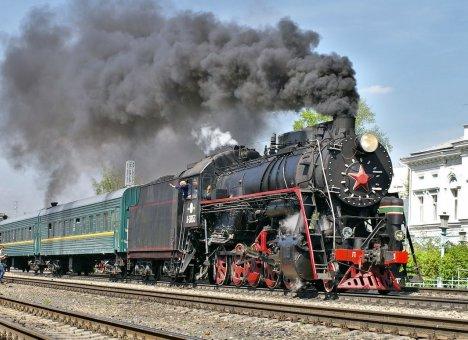 РЖД запускает в Приморье пассажирский маршрут на паровозной тяге