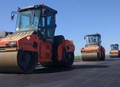 В Приморье завершается асфальтирование на участке дороги Уссурийск–Пограничный–Госграница