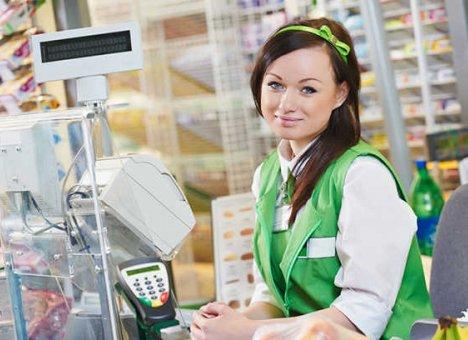 Оплату услуг ЖКХ и связи будут принимать на кассах магазинов