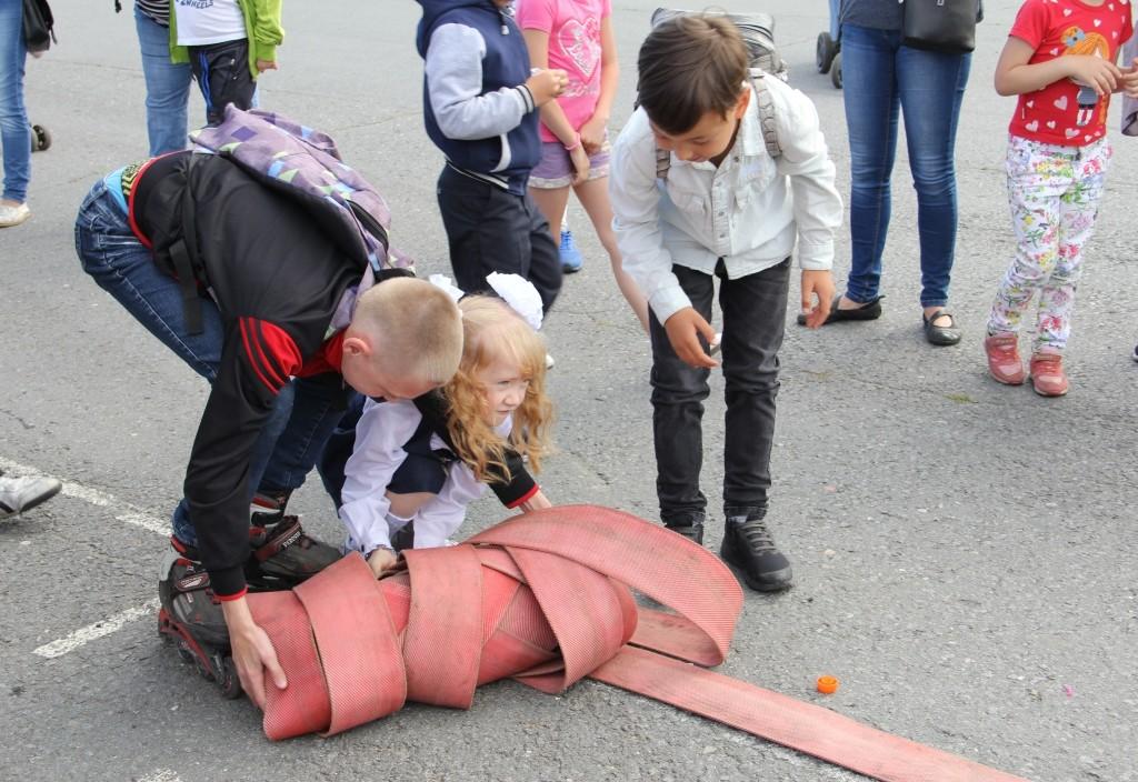 «РКС-Петрозаводск» пригласили первоклассников в «Лабораторию H2О»