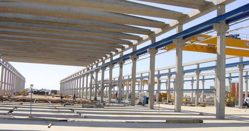 Строительство производственных и промышленных зданий в Омске