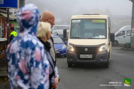 Во Владивостоке появятся новые автобусные магистральные маршруты