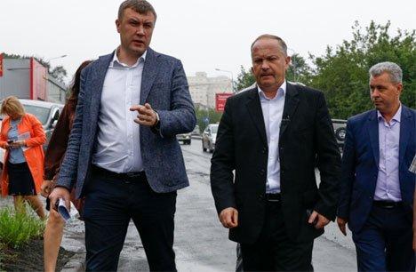 Олег Гуменюк: к развитию дорожно-транспортной инфраструктуры Владивостока будем подходить по-новому