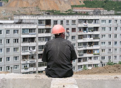Московская компания хочет застраивать Владивосток микрорайонами