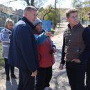 В Октябрьском районе Приморья продолжаются аварийно-восстановительные работы