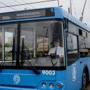 Владивосток получит московские троллейбусы