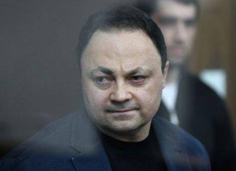 Экс-мэр Владивостока сумел передать из-за решетки слова соболезнования
