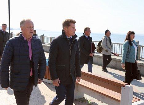Дождались: Во Владивостоке отремонтируют любимое место отдыха горожан