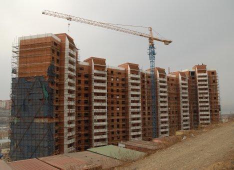 Спрос населения на жилье не растет