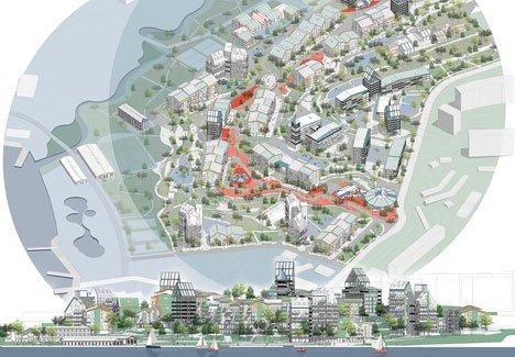 Проект реновации одной из самых неприглядных на территорий Владивостока получил международный приз