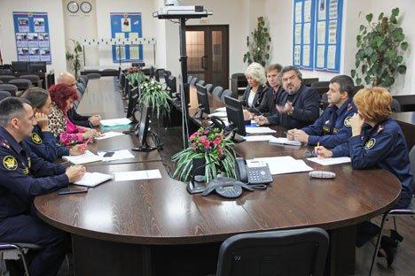 В Приморье обсудили деятельность общественных организаций в местах лишения свободы