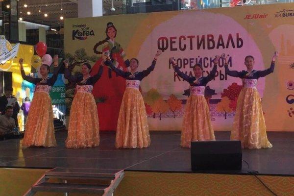Владивостокцы примерили ханбок, приготовили