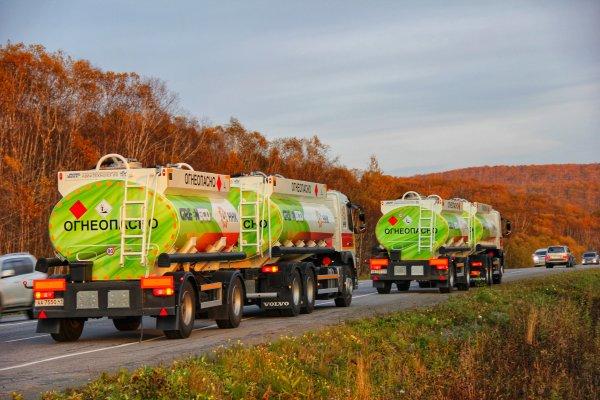 ННК обновляет автопарк бензовозов