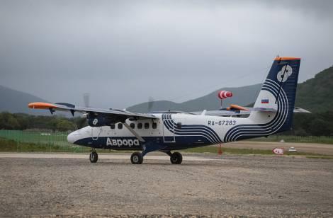 В Приморье начало действовать зимнее расписание внутрикраевых авиарейсов