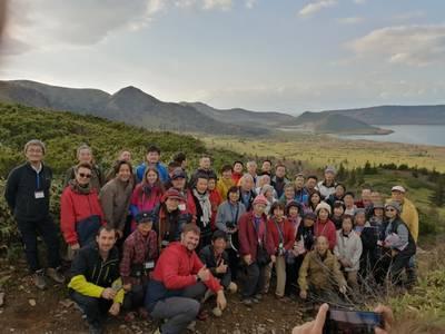 Первая туристическая группа из Японии прибыла на Курилы