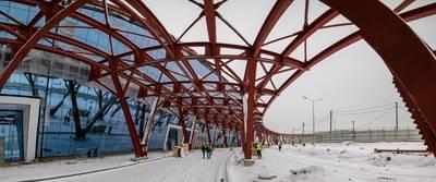 До конца ноября на Сахалин доставят телетрапы для нового аэровокзала