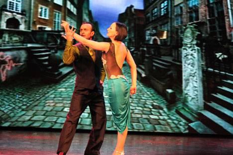 Любители и профессиональные исполнители аргентинского танго покажут