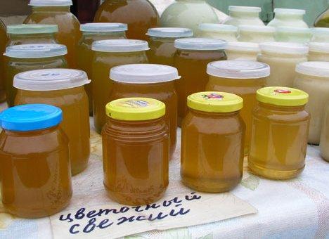 Как медом намазано