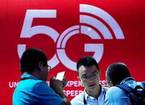 Китай запускает крупнейшую сеть пятого поколения