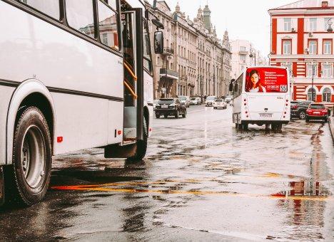 Владивосток ждет большая автобусная