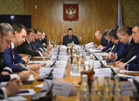 Заседание Оргкомитета ВЭФ-2020: Форум является инструментом развития Дальнего Востока