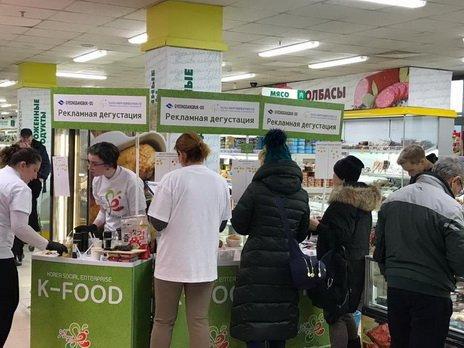 Корейцы пообещали завалить Дальний Восток своей национальной едой
